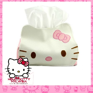 HelloKitty PVC Tissue Box Cover