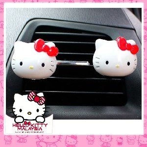 HelloKitty Car Perfume (2pcs)