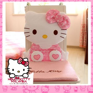 HelloKitty Seat Cushion with Back